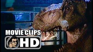 THE LOST WORLD: JURASSIC PARK - 5 Movie Clips + Classic Trailer (1997) Steven Spielberg Movie HD