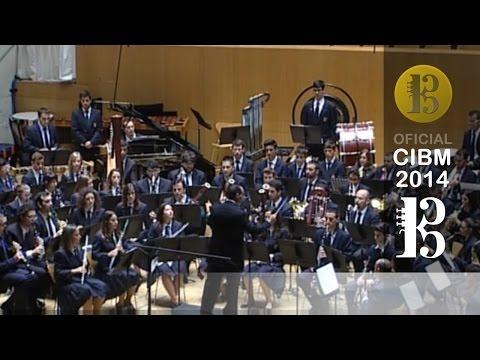 CIBM 2014 - Asociación Musical Canalense De Canals - Dance Movements