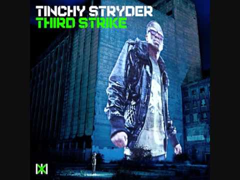 Tinchy Stryder- Let It Rain (feat. Melanie Fiona)