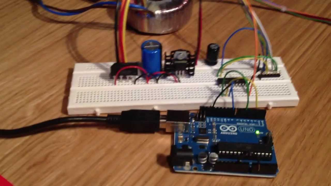 Cnc axis driving using arduino uno grbl youtube