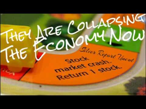 """Of Course Silver is Going to Rise They are Crashing the Economy!""  Economic Collapse 2017"