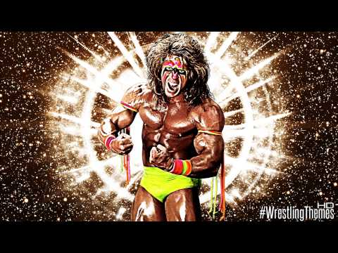 1987-1996 : Ultimate Warrior 1st WWE Theme Song -