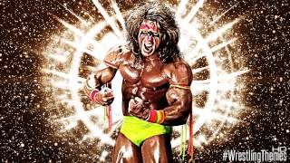"1987-1996 : Ultimate Warrior 1st WWE Theme Song - ""Unstable"" [Download Link & High Quality]"