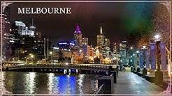 MELBOURNE AUSTRALIA - SOUTHBANK CROWN CASINO 4K