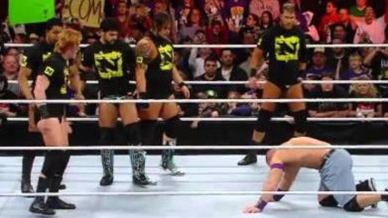 Download Raw: CM Punk joins The Nexus