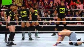 Raw: CM Punk joins The Nexus thumbnail
