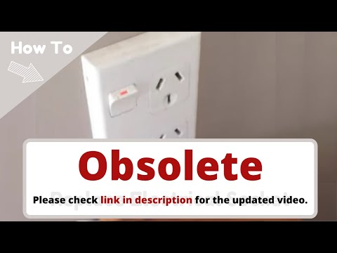 how to replace an electrical socket in new zealand youtube rh youtube com electrical wiring neutral wire electrical wiring new construction