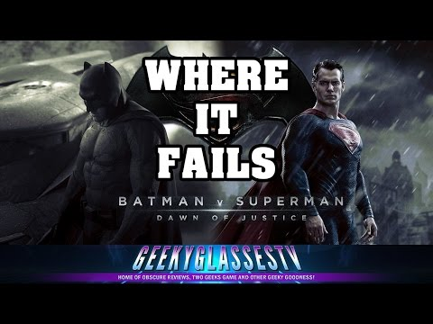 Batman V Superman: Dawn of Justice Movie Review | GGTV REVIEWS