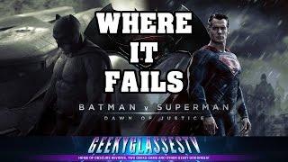 Batman V Superman: Dawn of Justice Movie Review   GGTV REVIEWS
