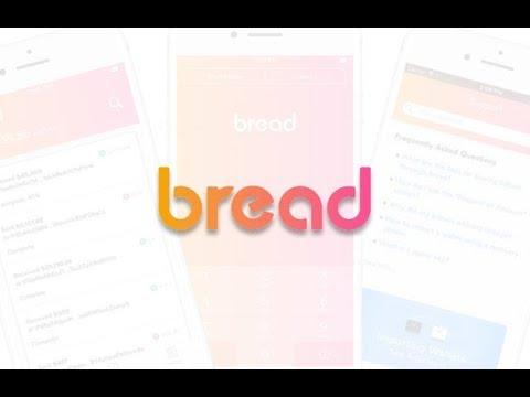 Bread Wallet Quick Tutorial