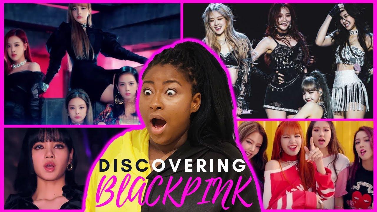 Download BOSSED!   DISCOVERING BLACKPINK - 'How You Like That' 'DDU-DU DDU-DU' 'Kill This Love' etc