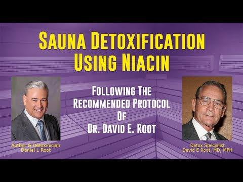 Book - Sauna Detoxification Using Niacin