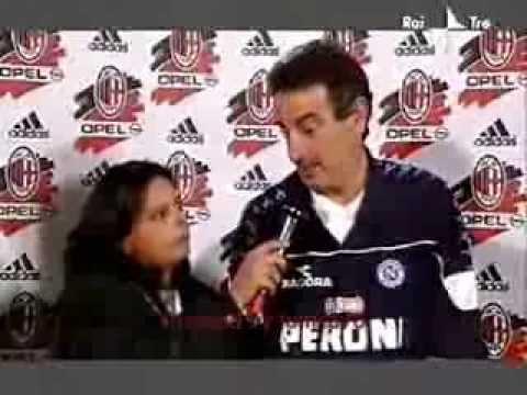 Emiliano Mondonico ed Alberto Zaccheroni dopo Milan-Napoli stagione 2000-01