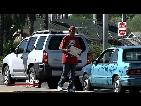 Panhandling: why there is an increase in panhandlers