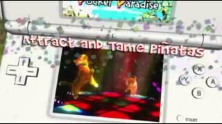 Viva Pinata: Pocket Paradise NDS Trailer 2008