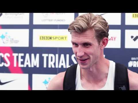 Jack Green - World Championships Team Trials 2017