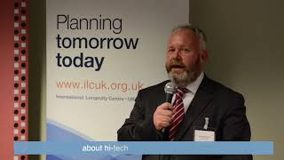 Innovating for Ageing Launch - Introduction from ILC-UK Director David Sinclair