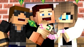 BABY DADDY?! | SimsCraft | Episode 6 (Minecraft Roleplay)