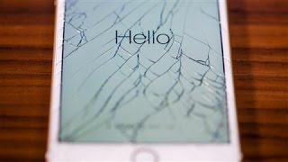 Fix a Cracked iPhone Screen: How Hard Can It Be?