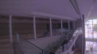 """""""Escaleras"""" Proceso de construcción en el Muse de la Música, Guaynabo."""