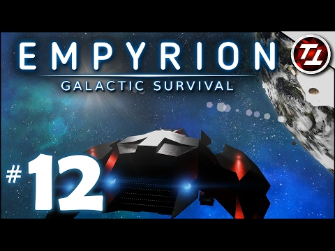 Empyrion: Galactic Survival Gameplay - #12 - To the Stars! - Let's Play