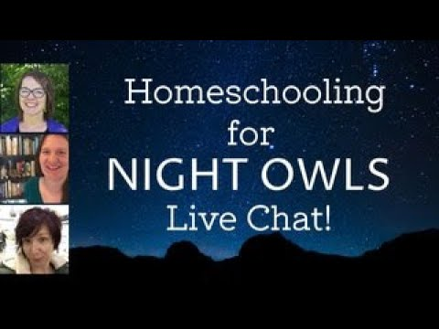 Homeschooling for Night Owls