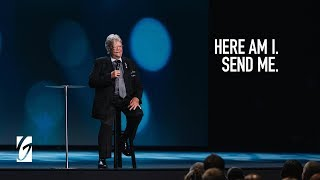 Dave Roever - Here Am I. Send Me. - Stand Alone