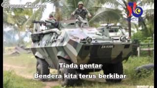 Malaysiaku Berdaulat, Tanah Tumpahnya Darahku - Lirik (HDV)