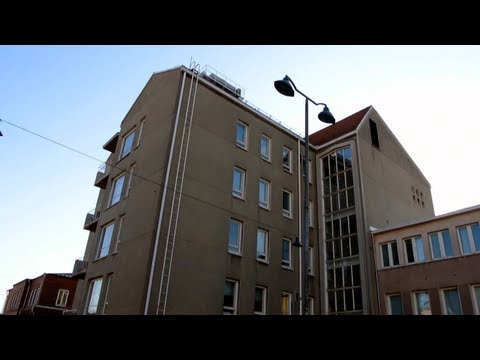 Tour of the classic KONE traction elevators @ Marian Hospital in Helsinki, Finland
