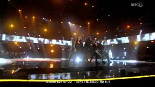 Tooji - Stay | Eurovision 2012 Norway Norge Noregur.... Heja Norge!