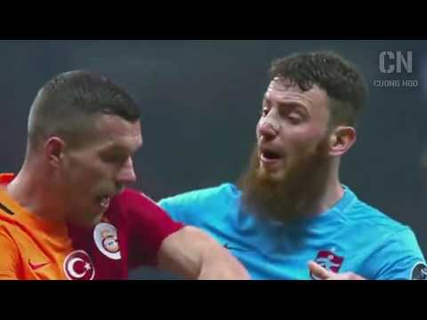 Lukas Podolski ● Goals & Skills ●Galatasaray ● 2016  HD
