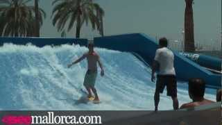 Mallorca Sol Wave House Surf Machine, Magaluf