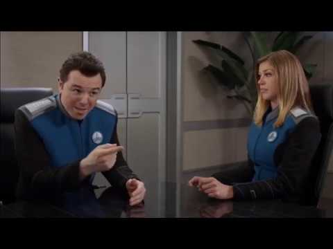 Download All funny scenes of Seth MacFarlane - The Orville