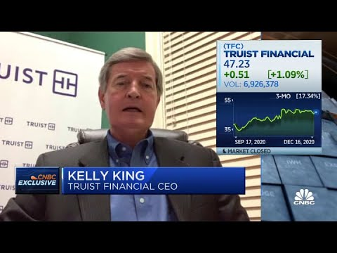 Banks are still relevant: Truist financial CEO
