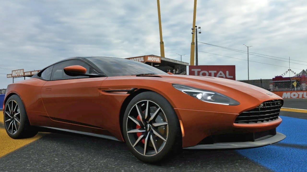 Forza Motorsport 7 Aston Martin Db11 2017 Test Drive Gameplay Hd 1080p60fps Youtube