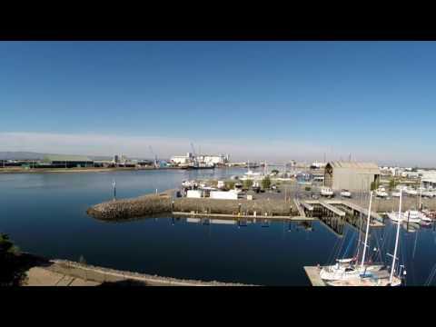 Port and Boats - Port River, Port Adelaide, South Australia
