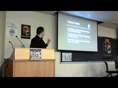 Z-Day Toronto 2015 | Rich Penney - Moral Agency in a Free Market Economy
