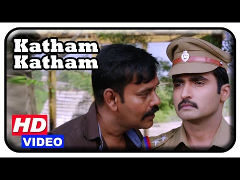Katham Katham Tamil Movie | Scenes | Nandha And Natarajan Argue With Each Other |  Mona Petra