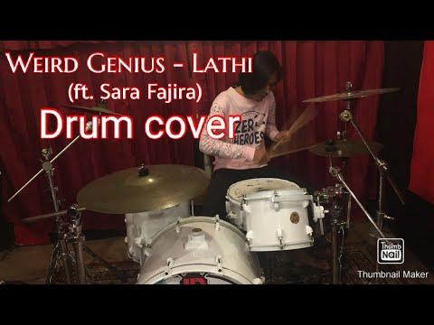 weird-genius---lathi-(ft.-sara-fajira)-drum-cover