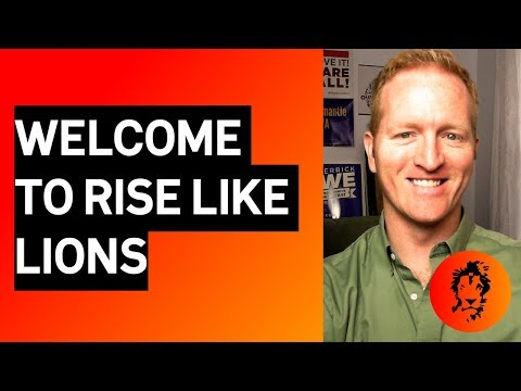 Welcome to Rise Like Lions: News, Politics, and Democratic Socialism