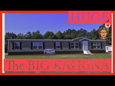 The BIG KAHUNA By Live Oak Homes (Deluxe Drywall) | Wayne Frier Homes Byron GA