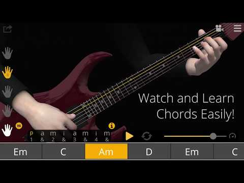 Guitar 3D - Basic Chords - Apps on Google Play