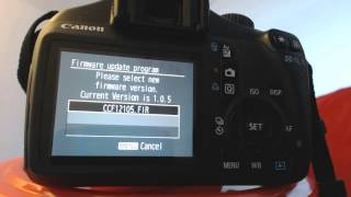 Tuto d'installation de Magic Lantern sur le Canon EOS 1100D