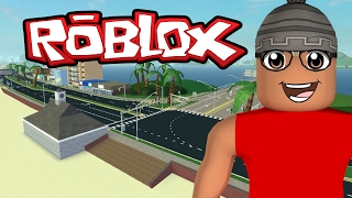 Roblox - GTA NO ROBLOX ( Ultimate Driving )