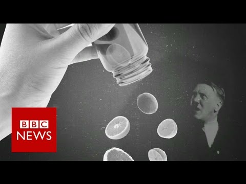 Adolf Hitler was the 'Fuhrer of drugs' - BBC News