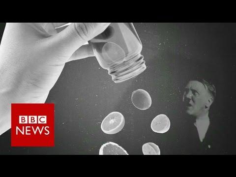 Adolf Hitler was the 'Fuhrer of drugs' - BBC News