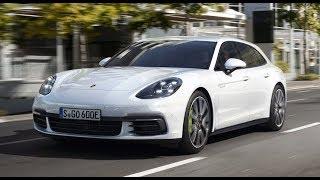 The New 2018 Porsche Cayenne E Hybrid Interior Exterior Design facts & figures