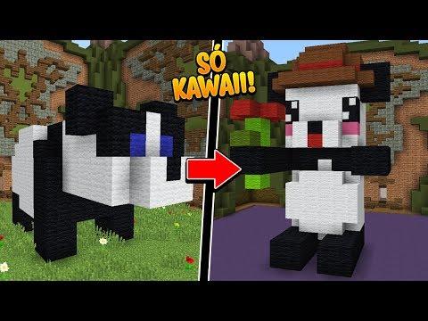 Minecraft: A VOLTA DO SÓ VALE FAZER CONSTRUÇÃO KAWAII! (BUILD BATTLE)
