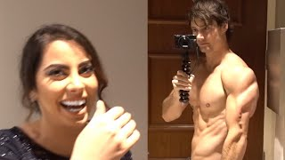 Girls Walk in on Connor Murphy Shirtless in the Bathroom! (Priceless Reaction)