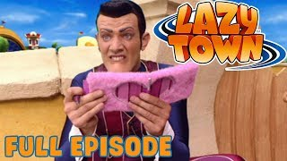 Lazy Town | Dear Diary | Full Episode